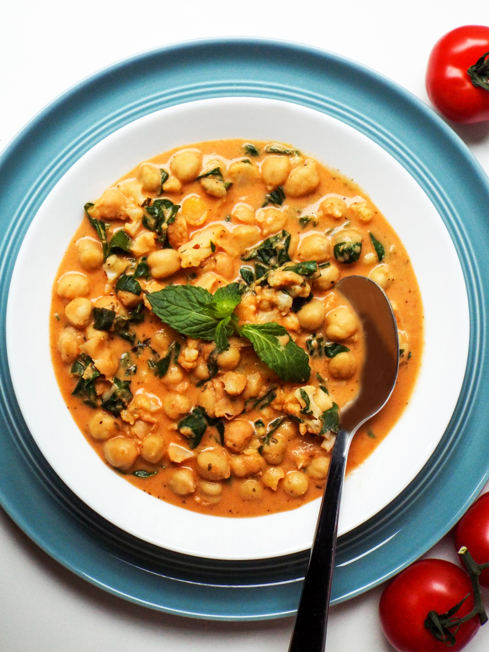 Creamy Chickpeas | Goes With Everything